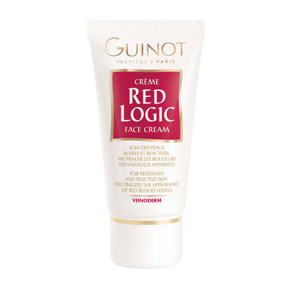 Guinot Creme Red Logic Institut Conny Delvaux