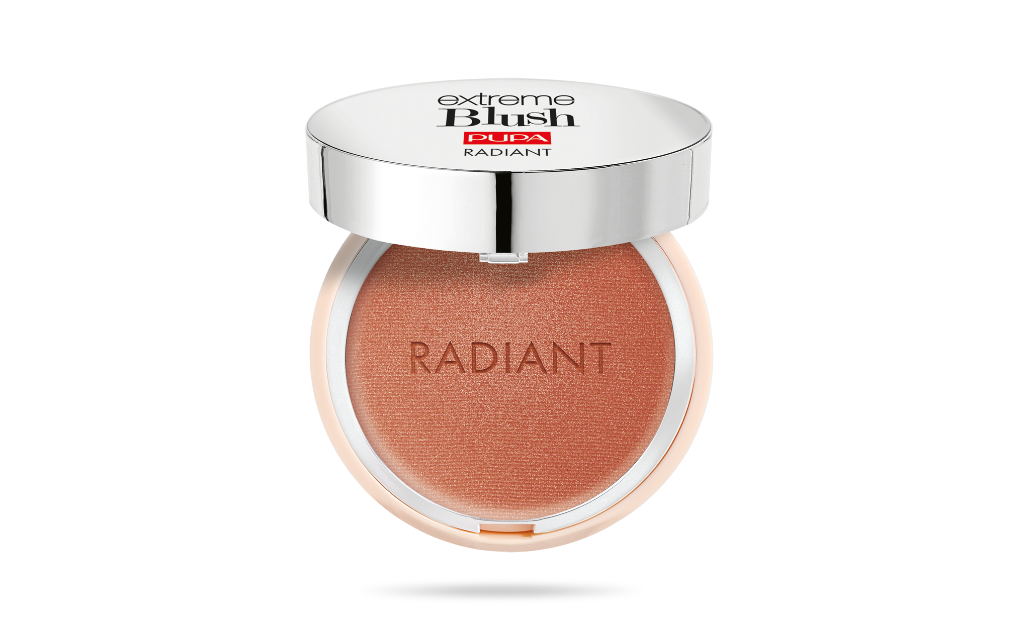 Pupa EXTREME-BLUSH-RADIANT 010 Institut Conny Delvaux