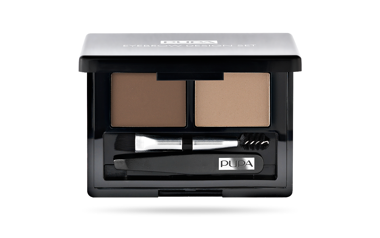 Pupa EyebrowDesignSet 001 Institut Conny Delvaux