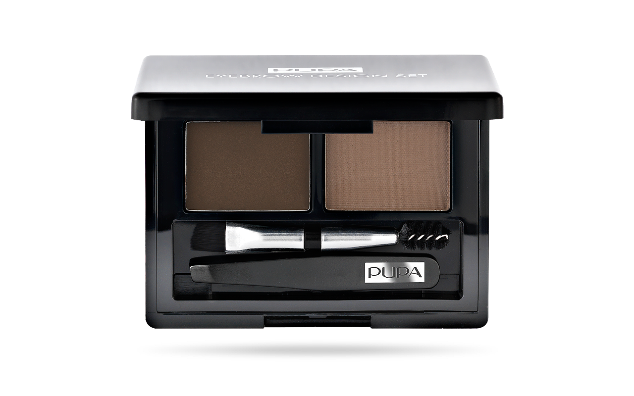 Pupa EyebrowDesignSet 002 #Institut Conny Delvaux