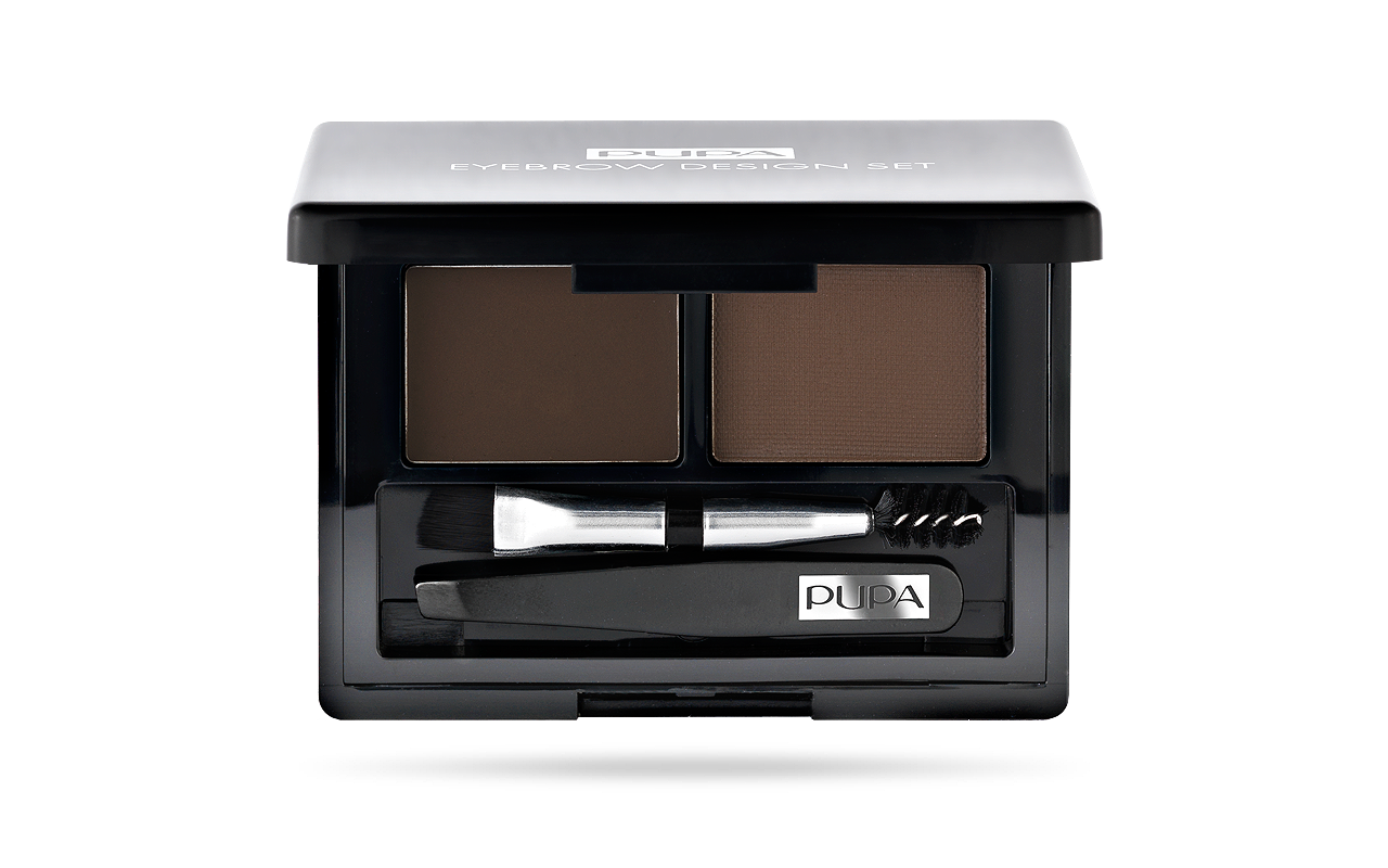 Pupa EyebrowDesignSet 003 Institut Conny Delvaux